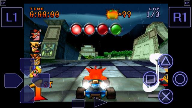 ▷ Crash team racing con y sin emulador APK - ISO - Android