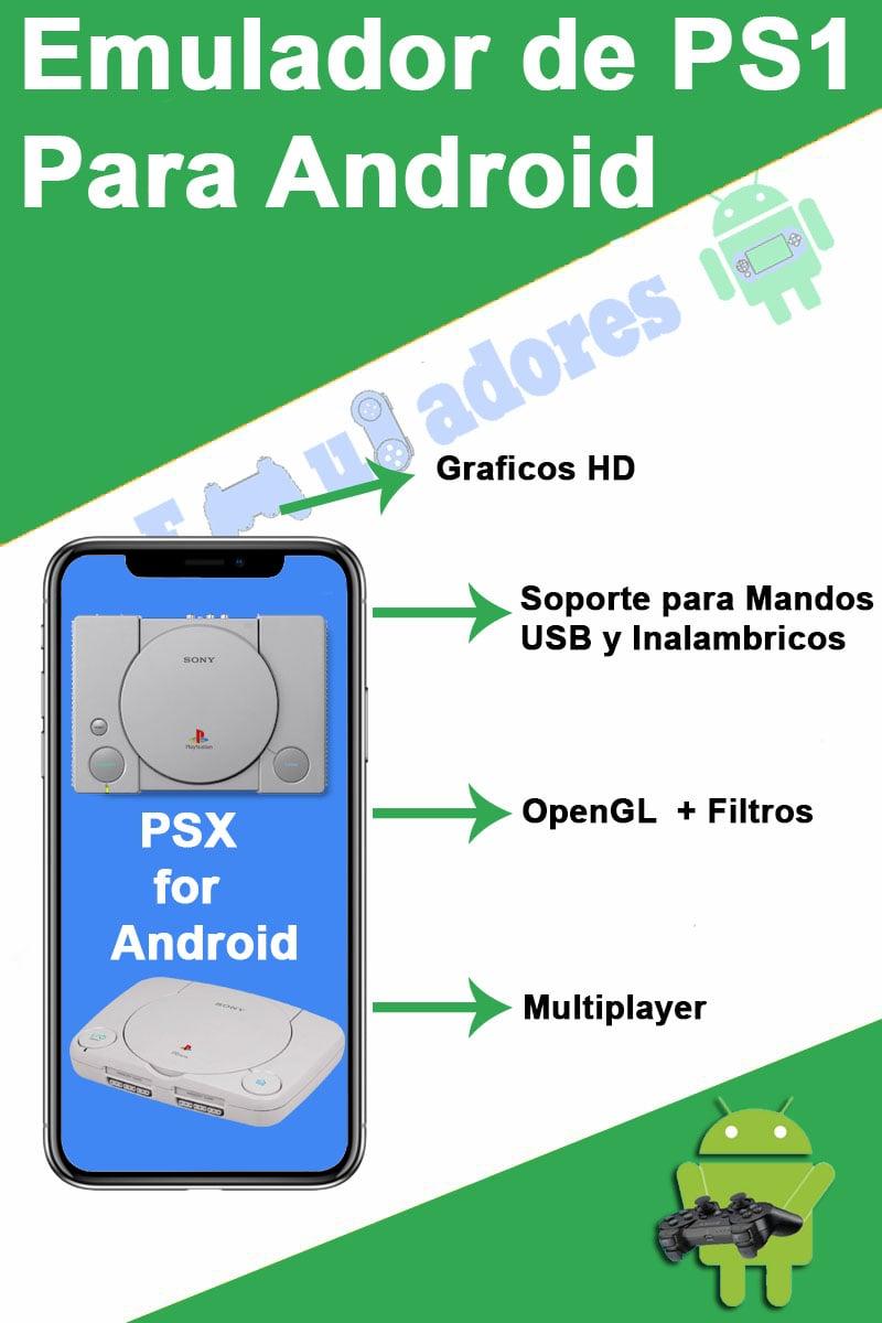 Emulador ps1 Para android