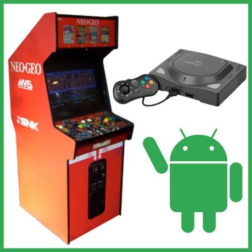 mejor emulador de neo geo para android