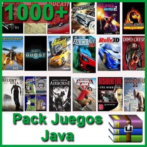 pack juegos java 320x240 mega