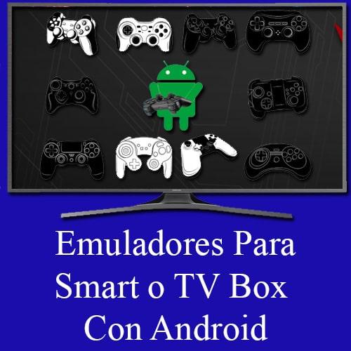 descargar emuladores para tv box